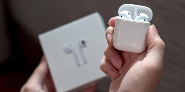 苹果AirPods实际市场份额其实只有2%至3%?的照片