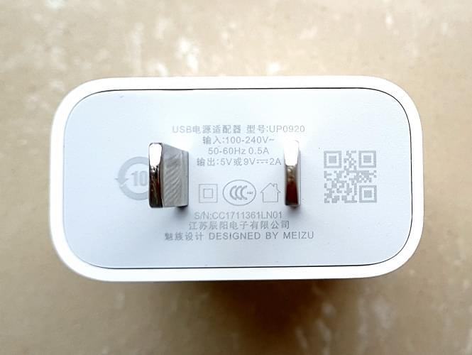 """微创新""""跑马 LED 流水灯"""":魅蓝 E2 上手简评的照片 - 9"""