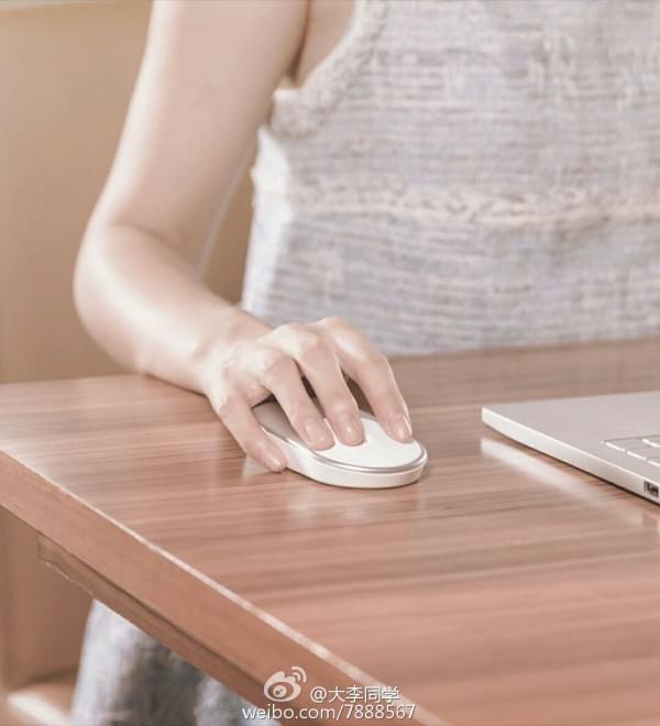 99元小米鼠标即将发售 铝合金外壳/不挑桌面的照片 - 2