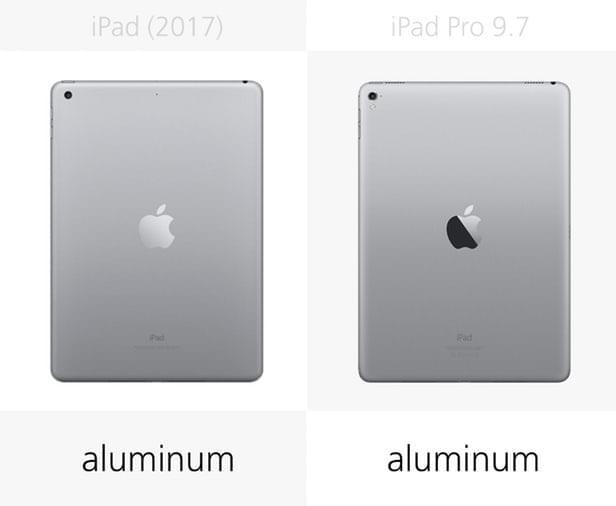 2017年款iPad和9.7寸iPad Pro规格参数对比的照片 - 3