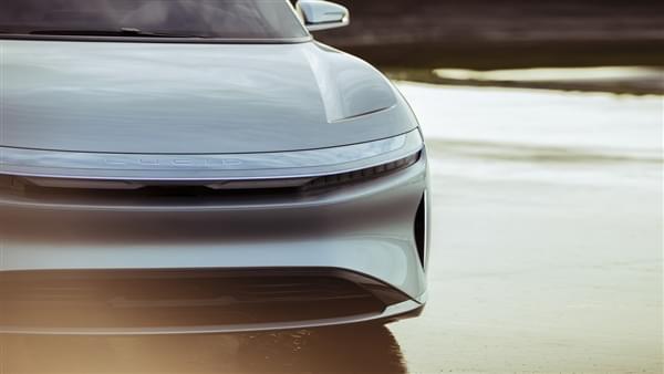 贾跃亭投资的Lucid Motors豪华电动汽车官图公布的照片 - 8