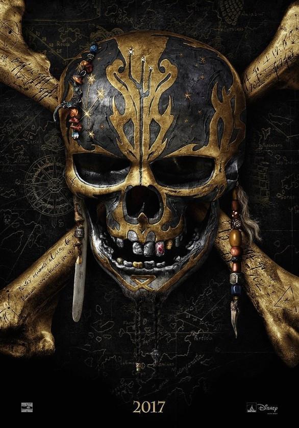 《加勒比海盗5》首曝剧照 大反派船长现身的照片 - 2