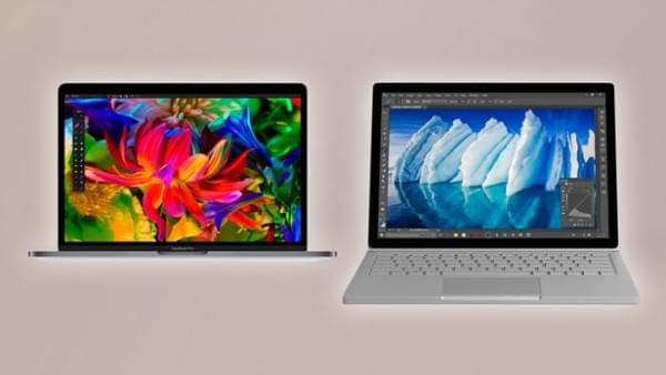 MacBook Pro和Surface Book终极对比的照片 - 1