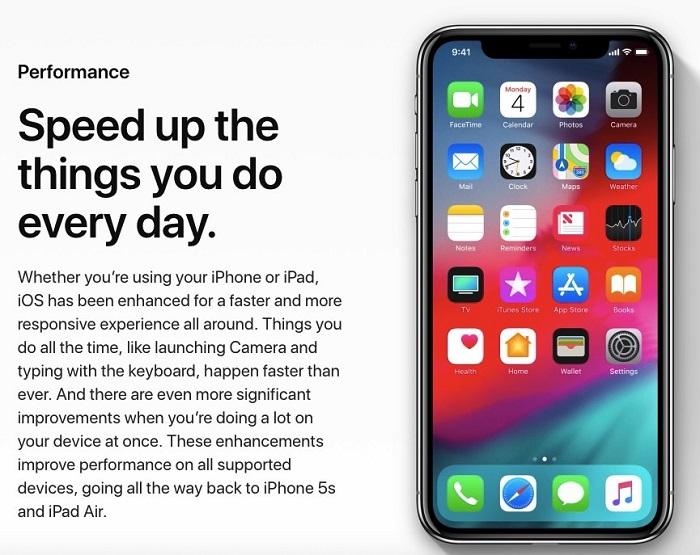 不科学的iOS 12:苹果如何让它在iPhone上跑得更快?的照片 - 2