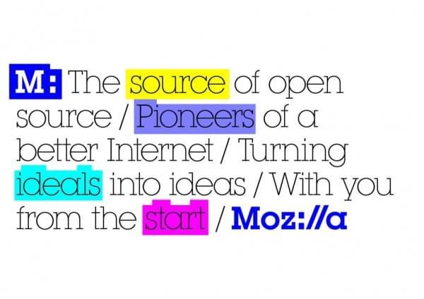 Mozilla邀请公众重新设计logo 方案缩小至4个的照片 - 9