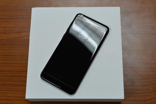 vivo X7曜石黑特别版:你会不会想到iPhone 7的照片 - 1