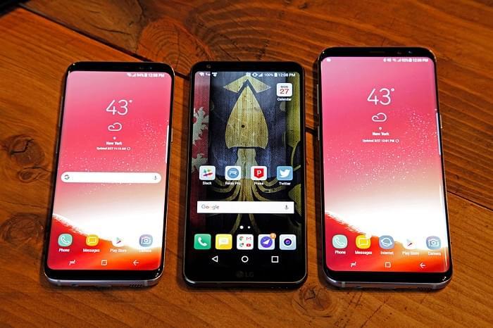 LG背后插刀:选G6还是Galaxy S8?请先考虑这五个问题的照片 - 1