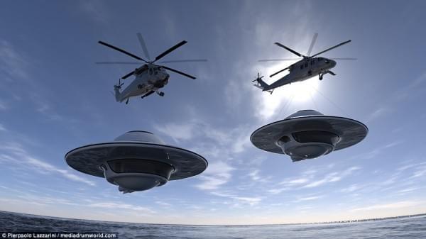 意设计师设计UFO形状游艇 两年后实现飞行功能的照片 - 8