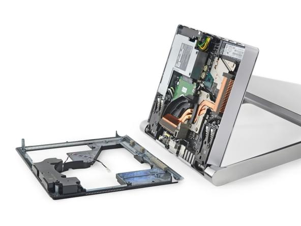 Surface Studio拆解:内部有ARM处理器 可轻松更换硬盘的照片 - 12
