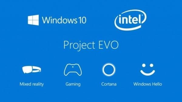 微软和Intel公布Project EVO计划,将打造新型PC的照片