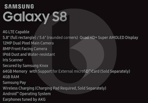 三星Galaxy S8/S8+和Note7首次同框的照片 - 3