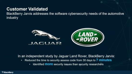 BlackBerry推���W汽�安全漏洞利器