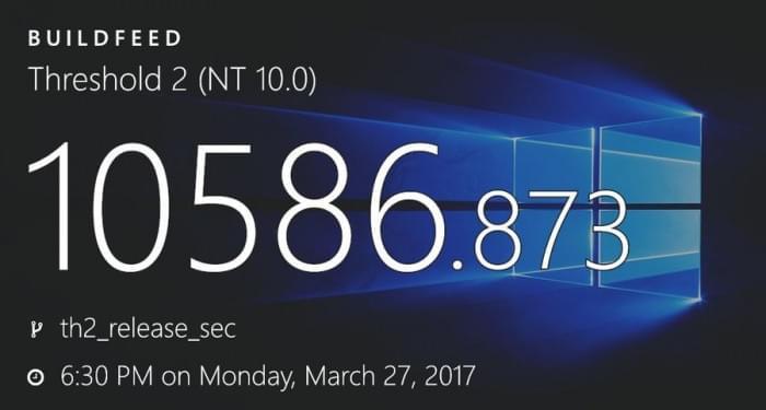 Windows 10四大版本共迎累积更新的照片 - 4