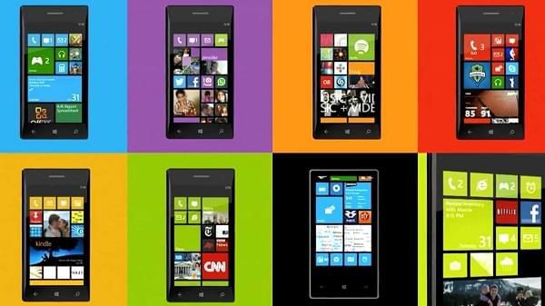 亲爹也不爱 Windows Phone从微软各家旗舰店下架的照片