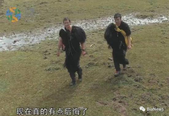 李彦宏女儿首度现身 厂长曾在贝尔节目吃虫爬泥坑的照片 - 9