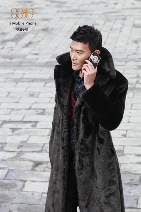 故宫推出贺岁版皇家奢华手机:售价19999元的照片 - 16