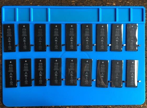故障分析:iPhone 6s自动关机究竟是谁的过?的照片 - 8