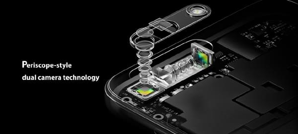 OPPO发布潜望式5倍光学变焦双摄系统的照片 - 1