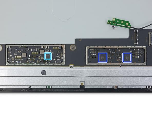 Surface Studio拆解:内部有ARM处理器 可轻松更换硬盘的照片 - 48