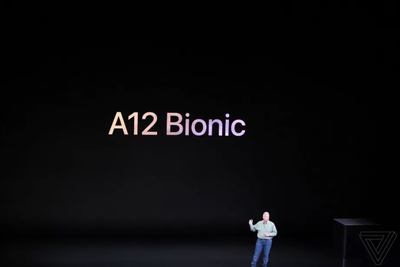 苹果:A12 Bionic是业内首款7nm芯片 迄今最智能