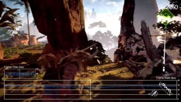 PS4 Pro实测:4K帧率非常低的照片 - 4