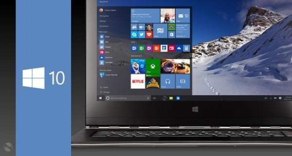 微软宣布停止企业用户的初版Windows 10支持的照片