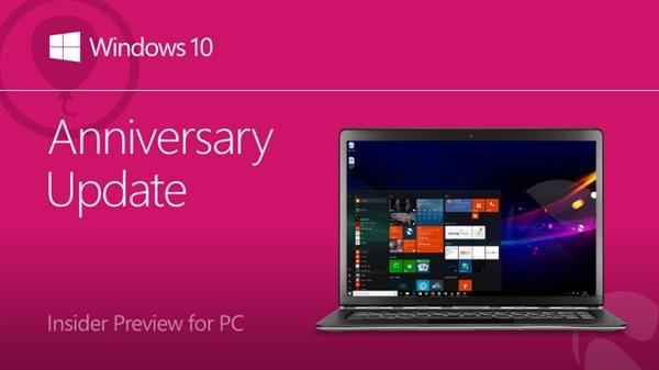 Windows 10周年更新正式版14393.447开始推送的照片 - 1