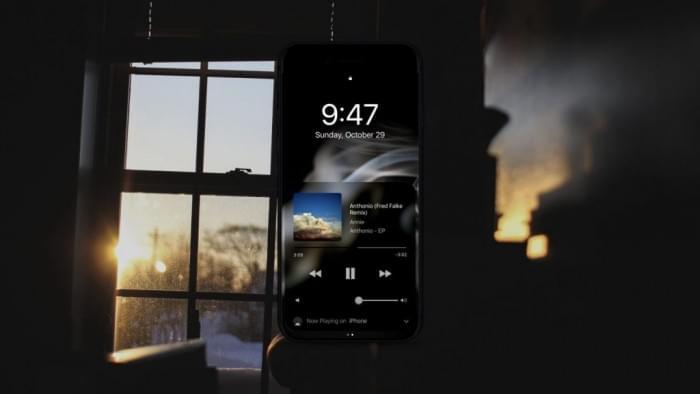 iPhone 8如何体现优势? OLED屏+暗黑模式+黑色机身的照片 - 5