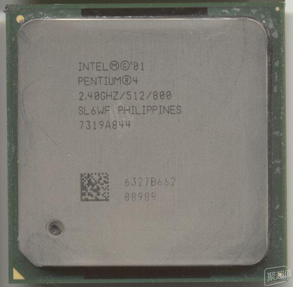 细数过去20年的顶级桌面CPU:认识几个?的照片 - 12