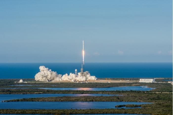 SpaceX再次创造历史 火箭回收后再次发射成功的照片 - 4