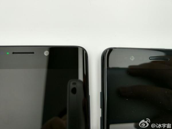 小米Note 2真机对比三星Note 7的照片 - 1