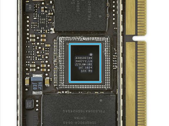 13英寸入门级新MacBook Pro拆解 很难修复的照片 - 27