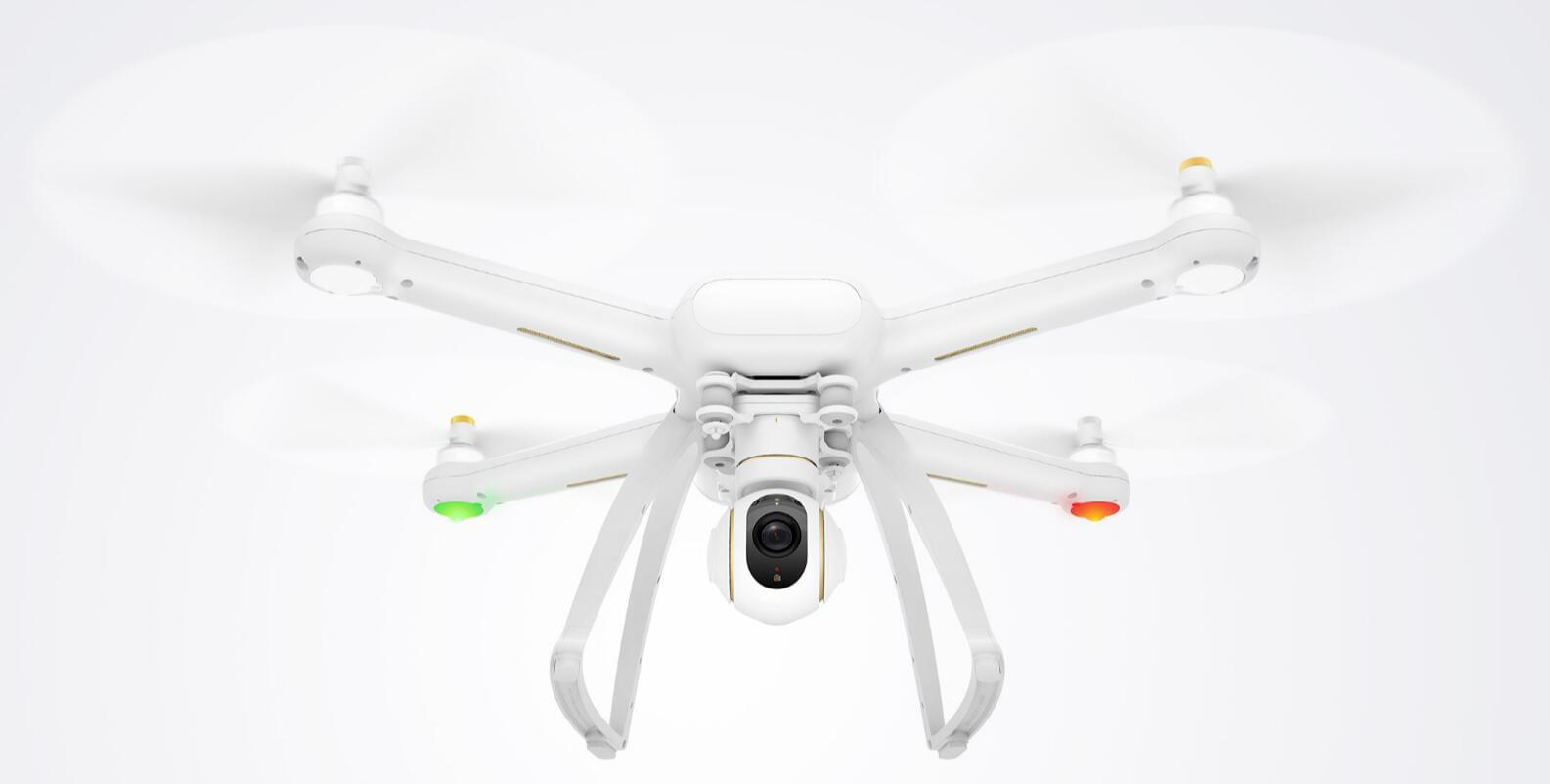 小米无人机4K版3月3日上市:续航26分钟的照片 - 1