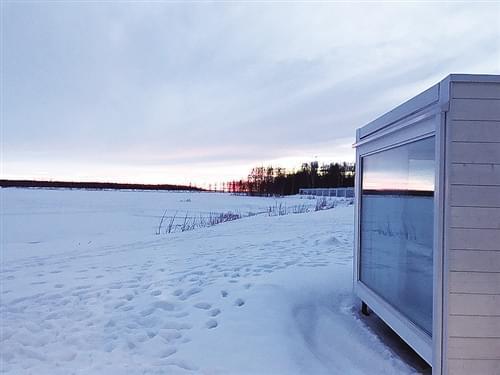 冬日幻境——拉普兰的日与夜