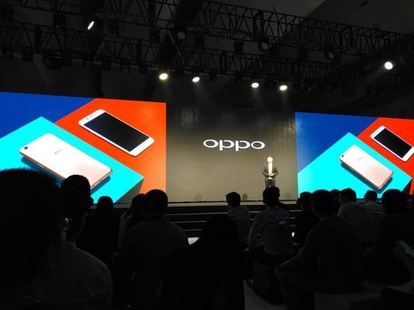 OPPO R9s/R9sPlus发布2799起 索尼加持拍照PK单反的照片 - 2