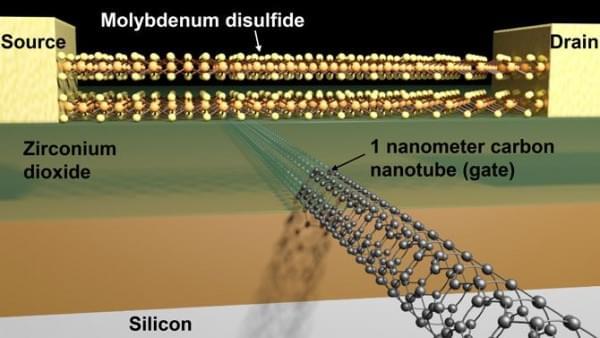 计算技术界的重大突破:1nm晶体管诞生的照片 - 3