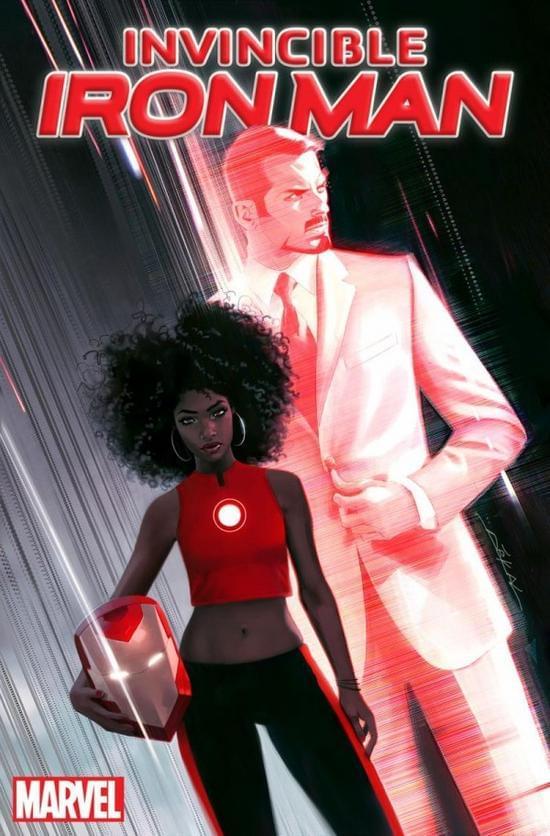 钢铁侠漫画大换血 漫威扶植年轻黑人女性角色上位的照片 - 2