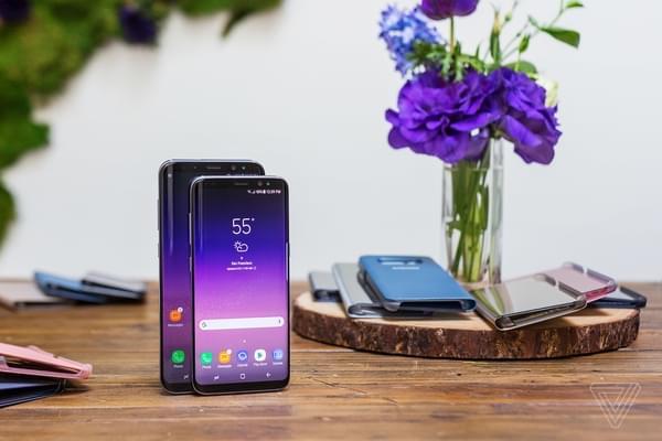 三星Galaxy S8/S8+上手体验的照片 - 1