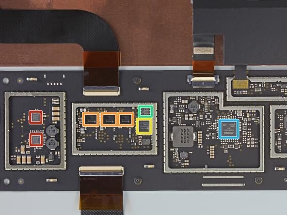 Surface Studio拆解:内部有ARM处理器 可轻松更换硬盘的照片 - 45