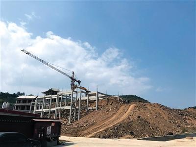 中弘资金链危机调查:安吉项目被指拖欠央企资金