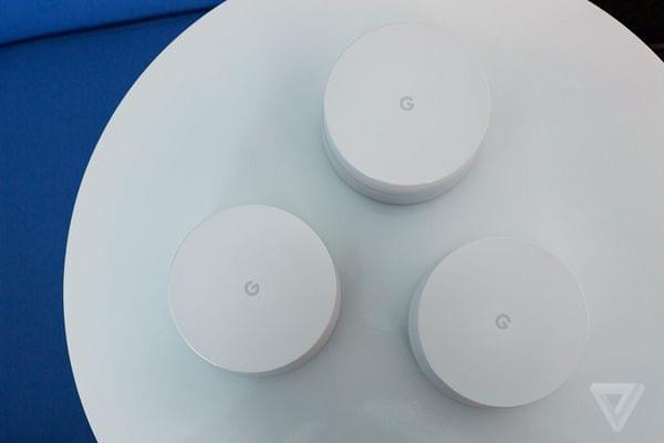 Google Wifi 正式发布:增强室内无线信号、单价129美元的照片 - 2