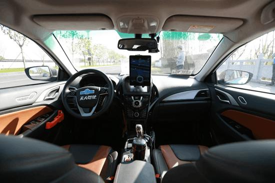 百度无人车在乌镇开展 国内首次开放城市道路运营的照片 - 5
