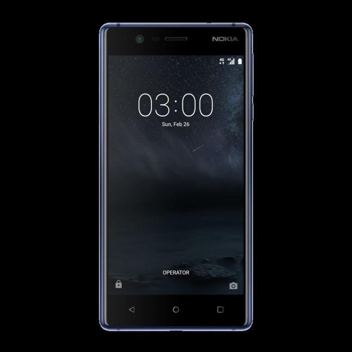 入门机Nokia 3正式发布 联发科6737处理器+NFC的照片 - 2