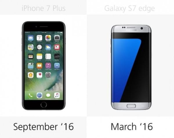 要双摄像头iPhone 7 Plus还是双曲面Galaxy S7 edge?的照片 - 31
