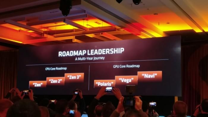 AMD Zen 2新架构2018年初发布 再提升15%性能的照片 - 2