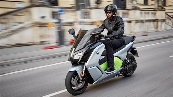 宝马全新电动摩托上市:续航获大幅提升的照片 - 1