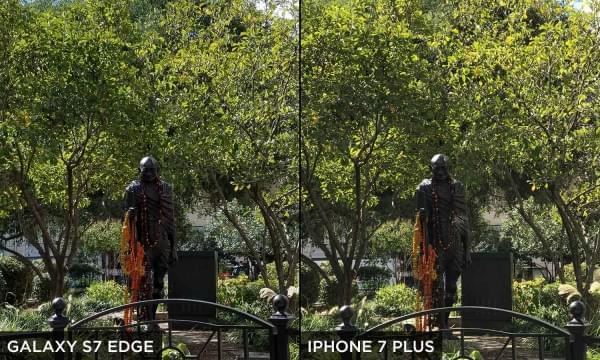 三星Galaxy S7 Edge和iPhone 7 Plus相机拍摄对比的照片 - 8