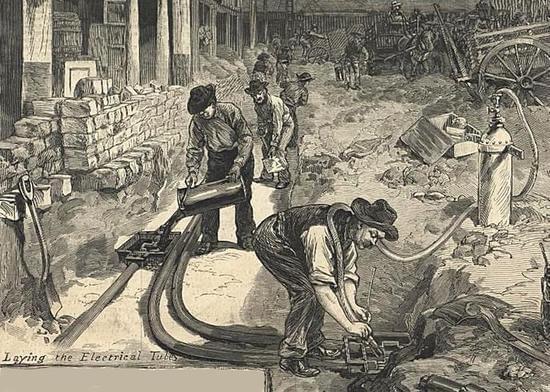 爱迪生138年的电灯生意要卖了 但电网将永存的照片 - 3