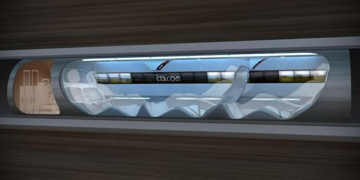 """纽约到北京仅2小时?这家""""超级高铁""""公司可信吗的照片 - 3"""