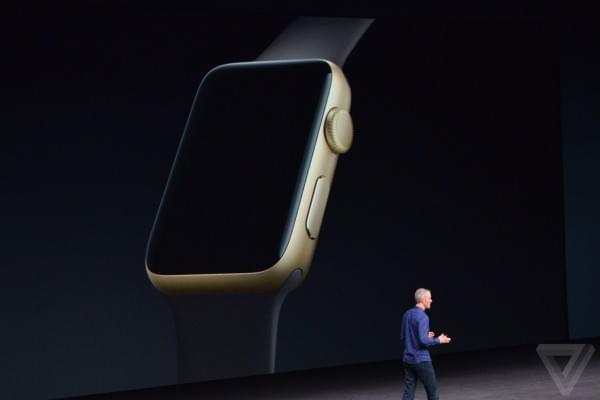 苹果发布Apple Watch SERIES 2 可实现50米防水的照片 - 2